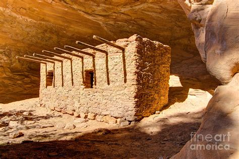 doll house utah doll house anasazi ruin utah photograph by gary whitton