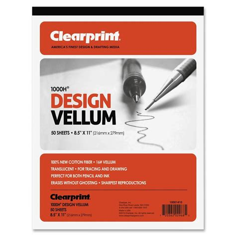 printing vellum paper on epson clearprint plain vellum pad ld products