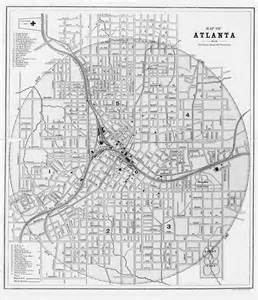 maps of atlanta county map