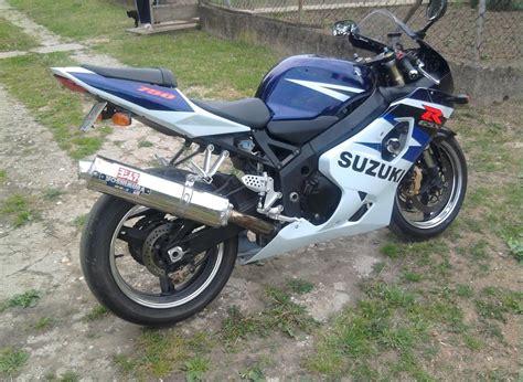2004 Suzuki Gsxr 2004 Suzuki Gsx R 750 Moto Zombdrive