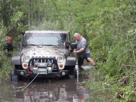 Lu Warn receiver hitch winch mounts jkowners jeep wrangler jk forum