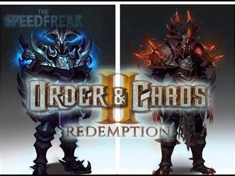 order and chaos 2 redemption gameplay look