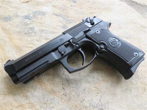 Pistol L by Gun Review Beretta 92 Fs Compact L The About Guns