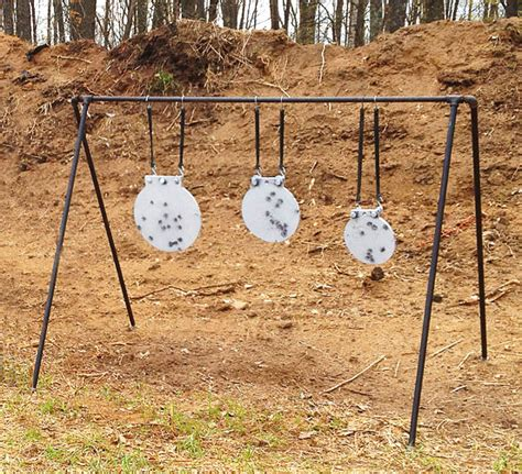 diy steel target stand diy ultra portable cheap steel target stand page 4