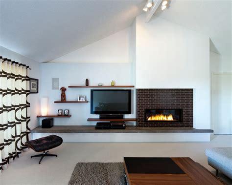 san rafael mid century modern living room san
