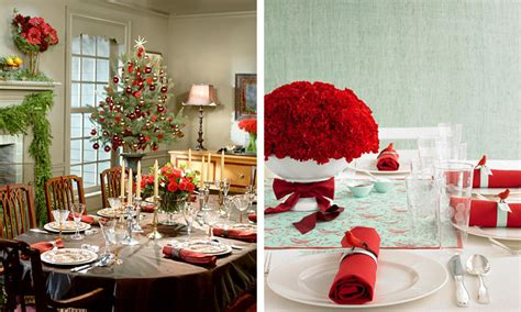 ideas for table decorations 25 christmas table decorating ideas digsdigs