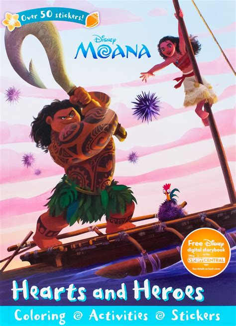 sam s hearts heroes volume 4 books image moana book 04 jpg disney wiki fandom powered