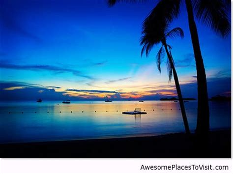 7 Cool Countries To Visit by Bask In The Sun At Negril In Jamaica Image 848004 By