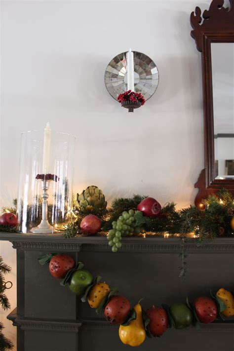 home decor blogs christmas christmas mantle decorating vintage american home