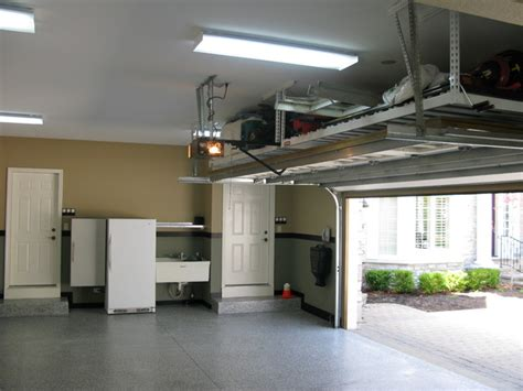 Overhead Door Solutions Delp Garage Makeover Traditional Garage And Shed Other Metro By Custom Storage Solutions