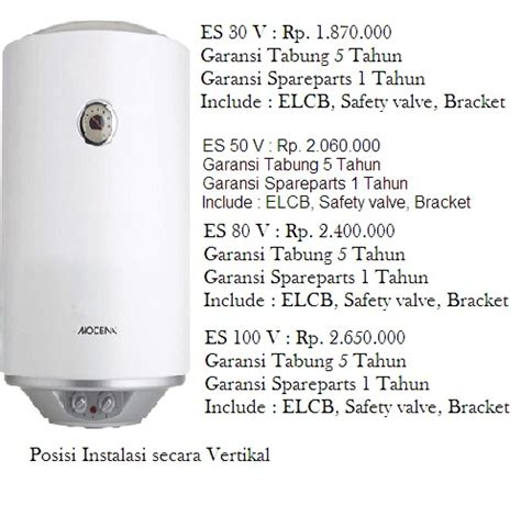 Water Heater Modena water heater modena