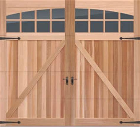 Murphy Overhead Door Overlay Cedar Carriage House Door In Cincinnati Don