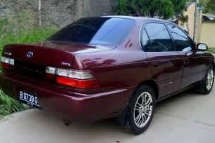 Harga Toyota Great Corolla 1997 Harga Mobil Bekas Toyota Great Corolla 1995