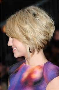 back view wavy bob for thick hair 2015 10 inverted bob with layers bob hairstyles 2017 short