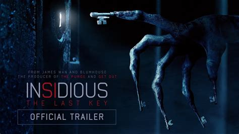 insidious movie youtube insidious the last key official trailer hd youtube