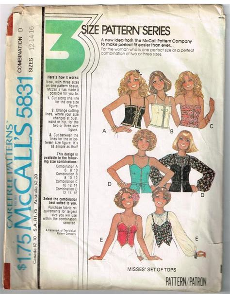 pattern review classifieds new look 6414 misses pants in two lengths and knit tops