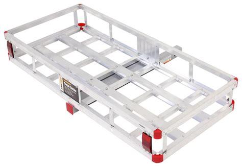 Aluminum Cargo Rack by 20x47 Maxxtow Cargo Carrier For 2 Quot Hitches Aluminum 500 Lbs Maxxtow Hitch Cargo Carrier Mt70108