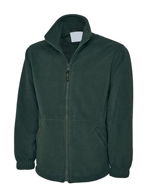 fleece zip jackets mens womens classic zip micro fleece jacket zip up
