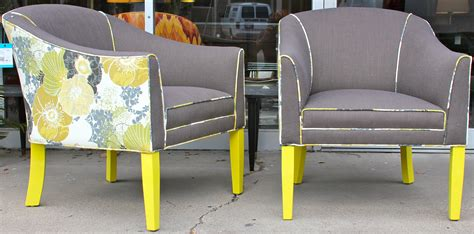 Yellow Club Chair Design Ideas Enhance Your Living Room With Yellow And Grey Chairs Bazar De Coco