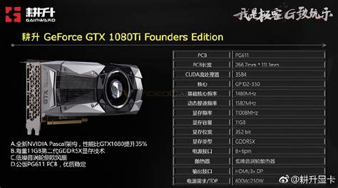 Vga Gtx 1080 Ti Nvidia Geforce Gtx 1080 Ti Gpu Specifications And