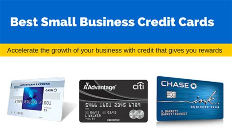 Business Credit Cards With Rewards