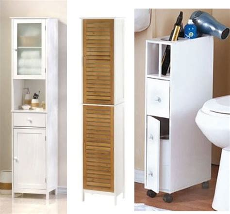bathroom amazing narrow bathroom cabinet design