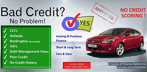 buy a boat bad credit car lease with bad credit myths and facts
