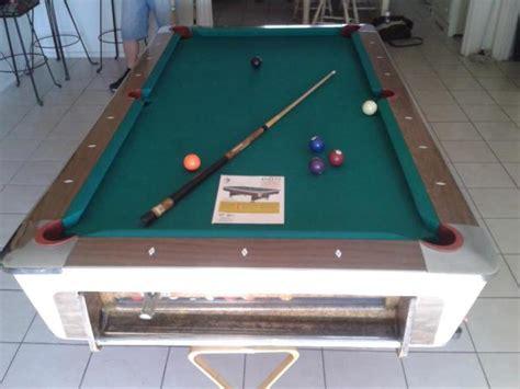 fischer pool table value fischer pool table value brokeasshome com