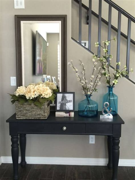entry way table ideas 37 eye catching entry table ideas to a fantastic