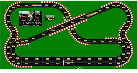track racing special track layouts for specific purposes slot cars slot car track sets digital