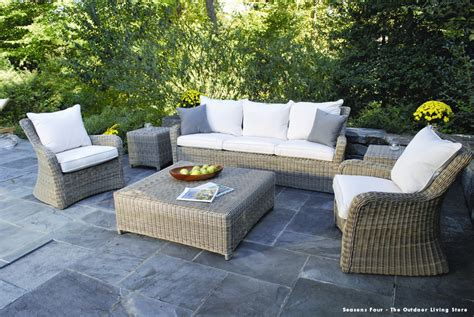 outdoor furniture at seasons four the outdoor living