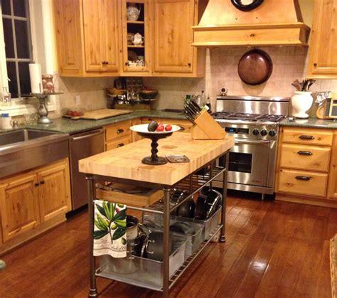 farmhouse kitchen sf armani fine woodworking end grain maple kitchen island