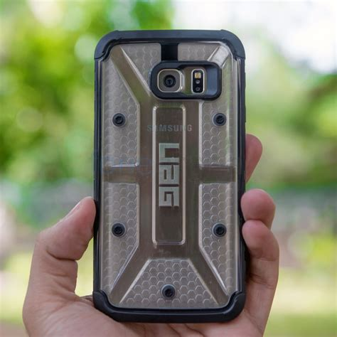 Hardcase Samsung Galaxy S7 S7 Edge Uag Armor Gear Back Cover uag galaxy s6 edge protective review