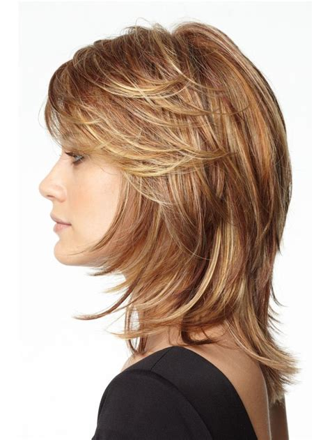 women s strawberry blonde shag with undone textured waves 159 best haircuts images on pinterest hair cut hair dos