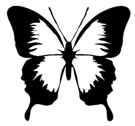 imagenes de mariposas negras grandes dibujo de mariposa con alas negras para colorear dibujos net