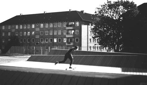 Copenhagen Get Your Skates On by Skate Photographer Meurle Brings Swedish Cool To