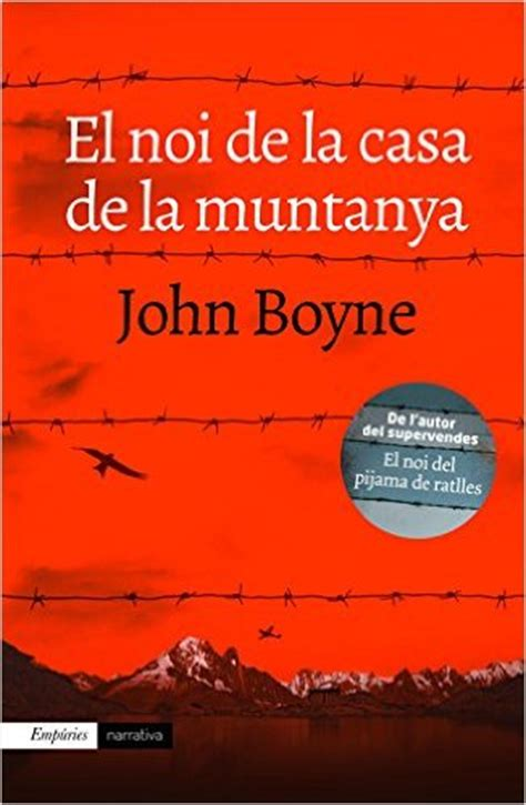 boy   top   mountain john boyne