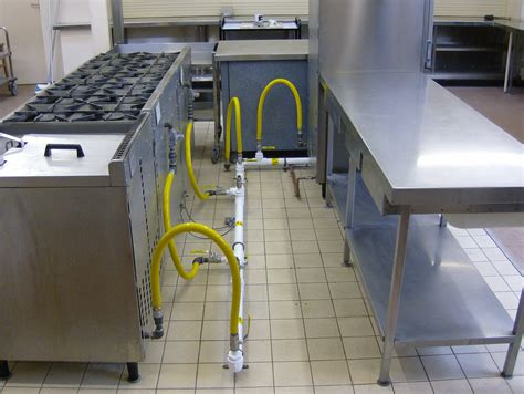 Gas Pipeline For Kitchen by Gas Interlock Systems