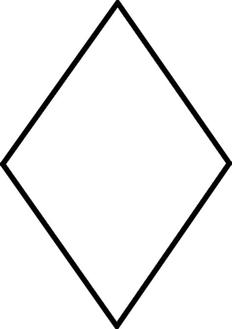 figuras geometricas un rombo 36 best figura el rombo images on pinterest fit
