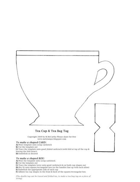 tea cup template tea cup template tea time with my dolls