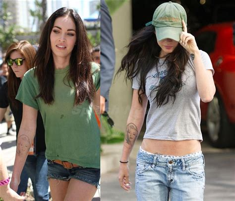 megan fox tattoo removal before and after megan fox skin sydney4women au