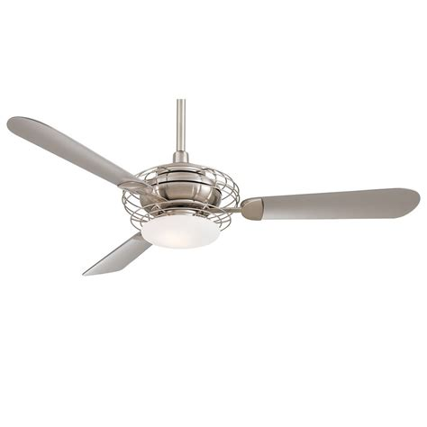Caged Ceiling Fan by Minka Aire Acero Ceiling Fan 52 Quot Inch Fan With Caged