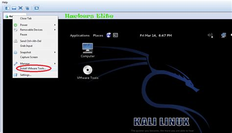 kali linux tutorial install kali on a vm youtube how to install vmware on kali linux geniededal