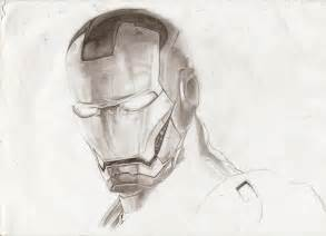 ironman drawing iron by fend drawing on deviantart
