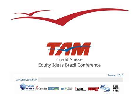 Credit Suisse Formula 1 Credit Suisse Equity Ideas Brazil Conference