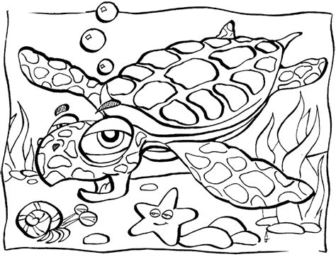 coloring book pages of sea animals free printable ocean coloring pages for kids