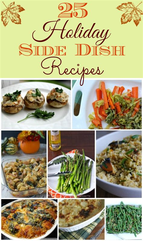 mouthwatering christmas side dish recipes festival 25 holiday side dish recipes flour on my face