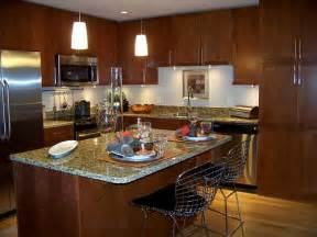 Small L Shaped Kitchen Designs With Island Kitchen Island Designs