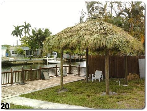 Tiki Hut Construction Custom Tiki Hut Construction Ta Bay Area Florida
