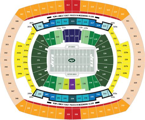 metlife stadium parking map metlife stadium new york jets football stadium stadiums